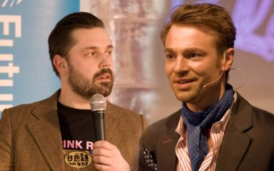 Johan Johansson and Kristian Bengtsson