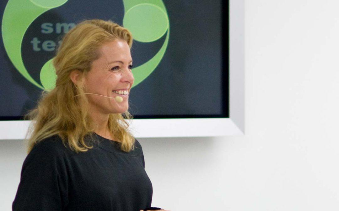 Susanne Edström – Smart Textiles