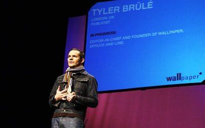 Tyler Brûlé